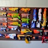 What kind of Nerf guns does a Nerf War ream need?