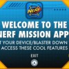 Nerf Mission: An app that all nerf gun fans should have!