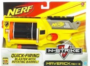 Nerf maverick