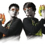 Nerf Dart Tag Strikefire
