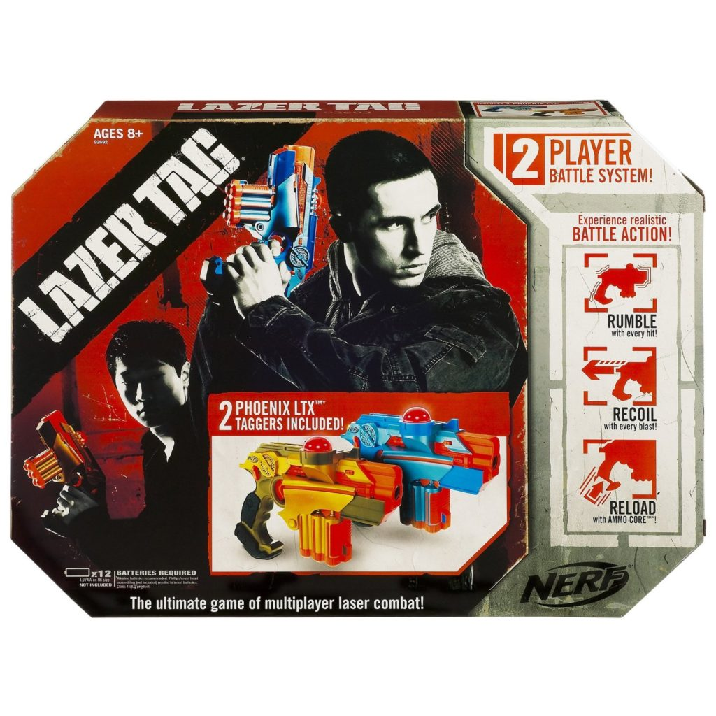 Nerf Laser tag-ultimate game
