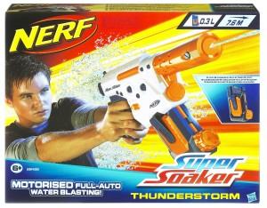 Super Soaker Thunderstorm Nerf Water Gun
