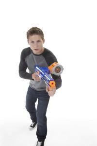 nerf guns game