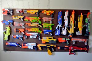 nerf guns types