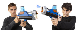 the best nerf gun