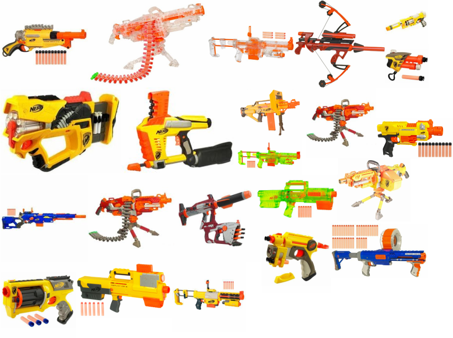 nerf guns uk