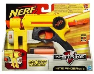 Nerf Nite Finder