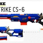 Nerf Longstrike CS-6