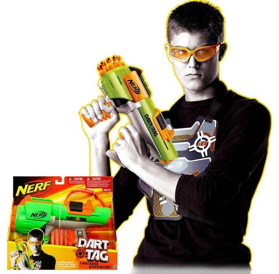 Nerf Dart Tag Furyfire