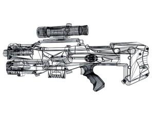 Air-power-nerf-gun-information