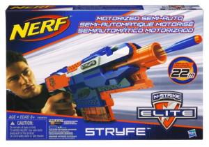 NERF ELITE GUN
