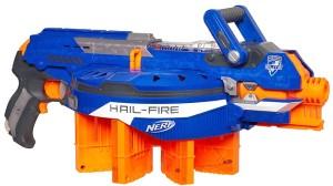 Nerf gun range