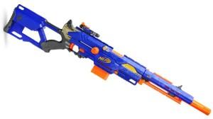 Nerf gun sniper