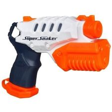 Super Soaker Thunderstorm water gun by nerf