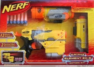 nerf action kit ex-6