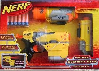 Element EX-6 Action Kit