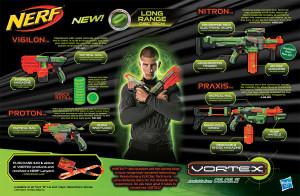 nerf gun disc