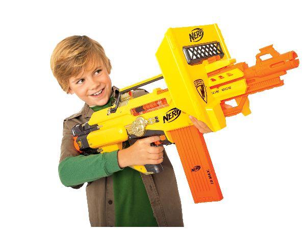 nerf gun personal
