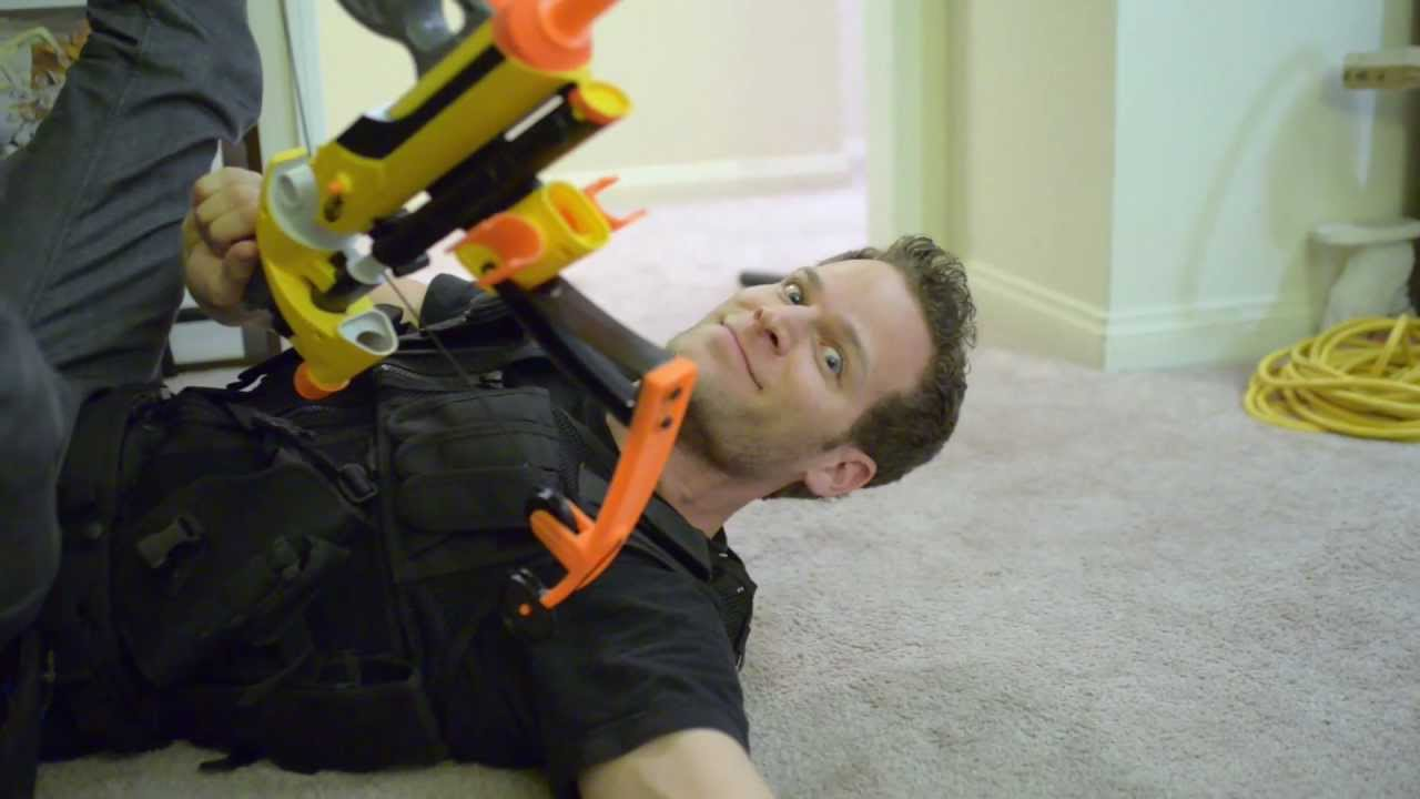 nerf guns for Assassination