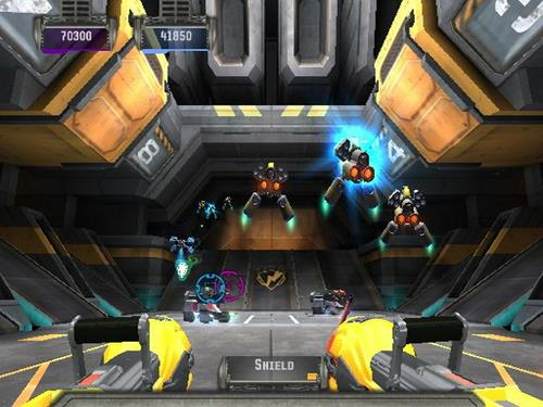 nerf gun video game