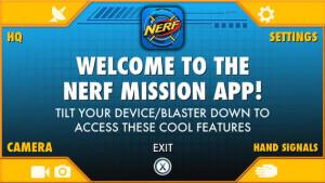 nerf mission