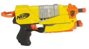 single shot Nerf gun