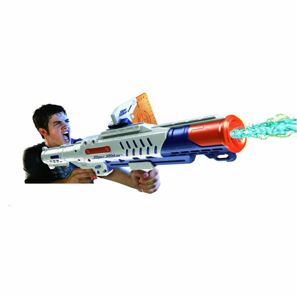 Super Soaker Hydro Cannon Water gun