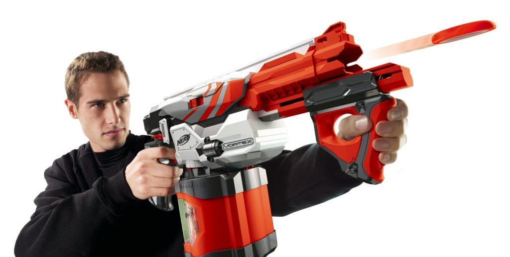 Vortex Pyragon blaster