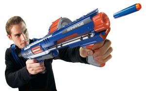 Elite Rampage blaster 1